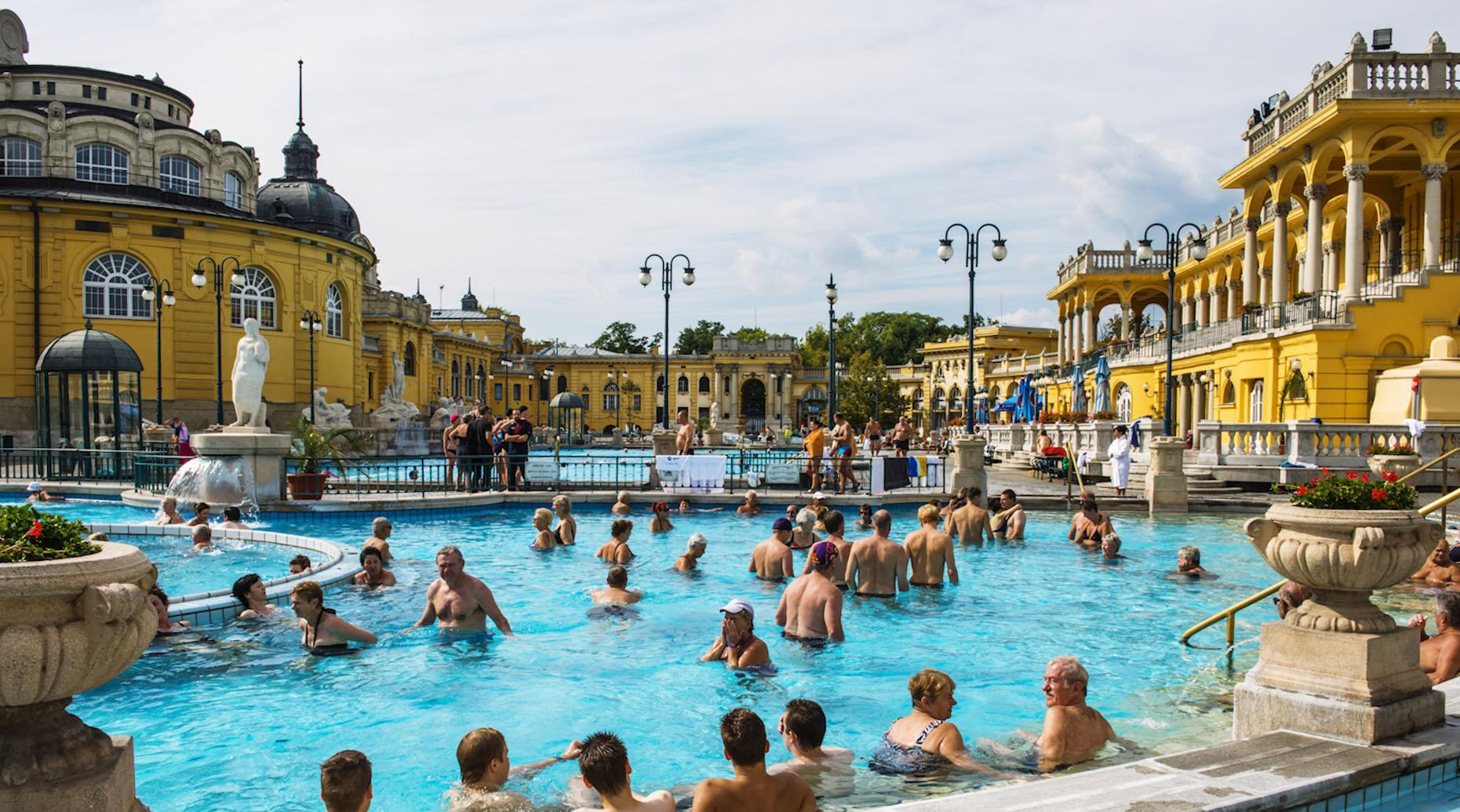 Europe's hot springs: 20 of the best spots for a soak