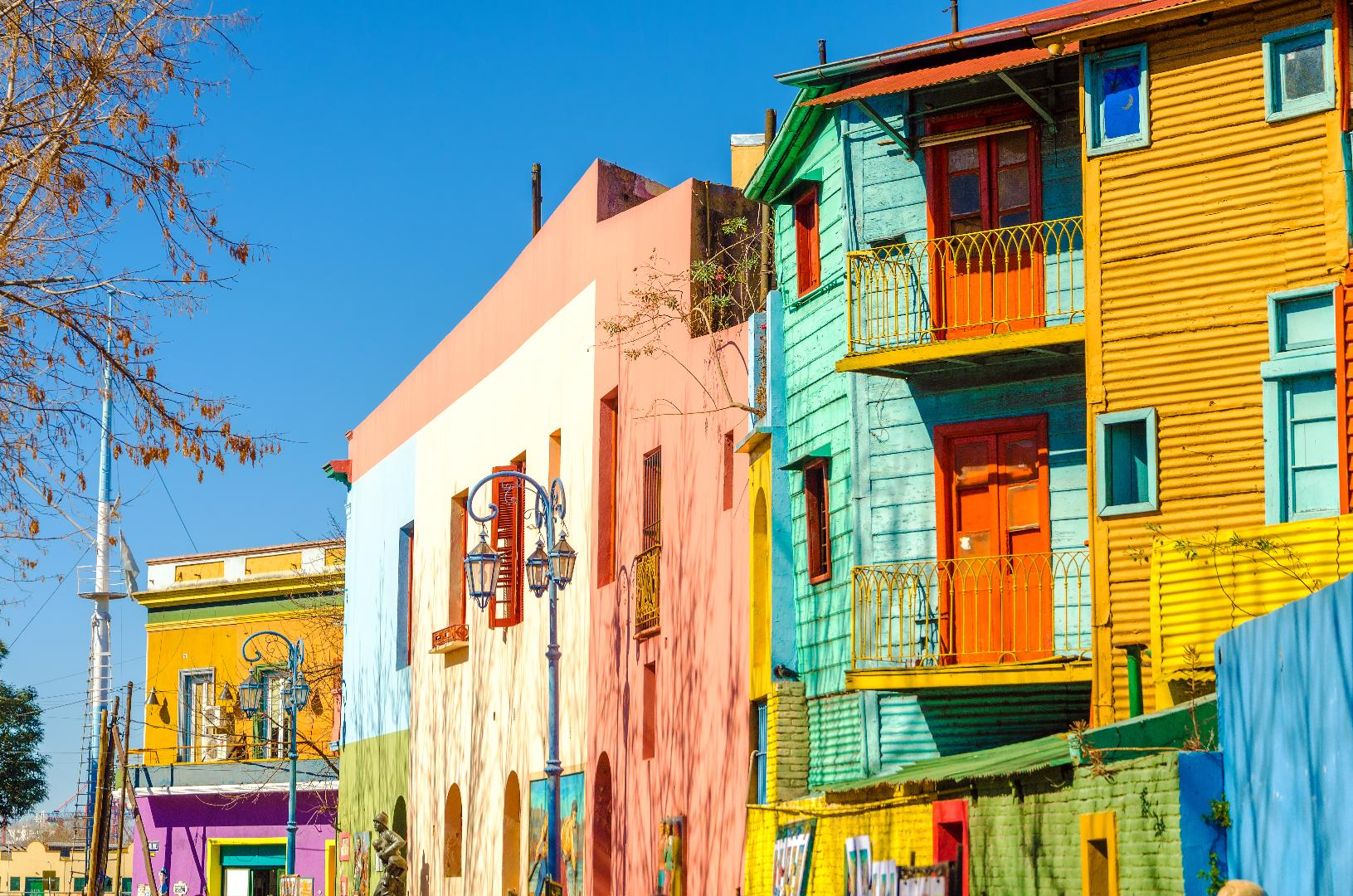 Discover the fine arts of Buenos Aires