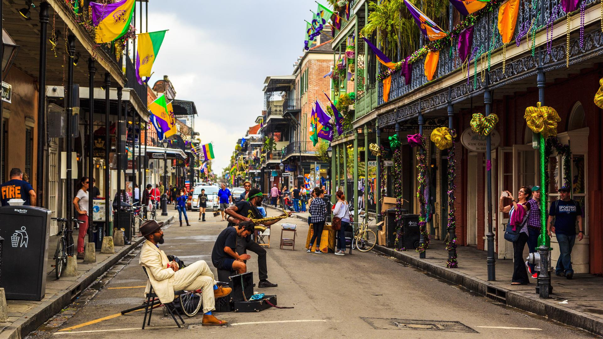 New Orleans festivals, from Mardi Gras to Jazz Fest - Lonely Planet