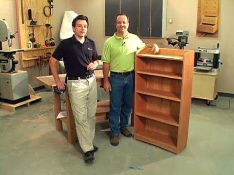 Bookcase Project: Introduction – Start Woodworking S2