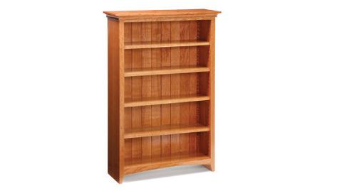 intro build a classic cherry bookcase