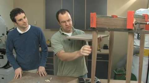 Adding a Shelf to a Table – Start Woodworking S3:Ep6