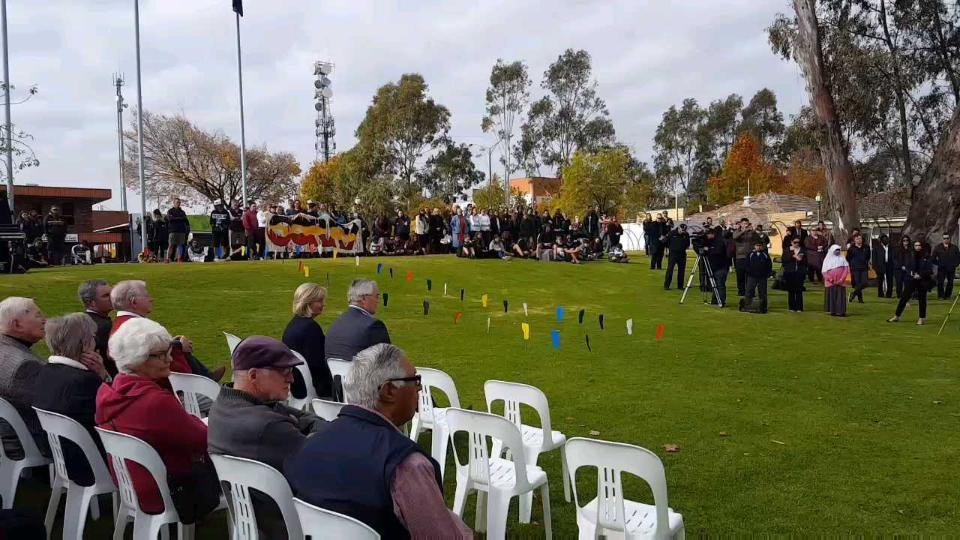 Sorry Day commemorations