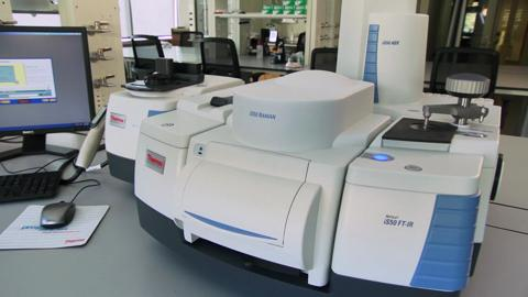Drug discovery, analytical services, and spectroscopy labs in the pharmaceutical industry demand productivity. That's why the new Thermo Scientific Nicolet iS50 FT-IR spectrometer—with  its battery of built-in sampling stations that eliminate manual