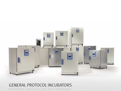 Video showing the features of  Heratherm microbiological incubators