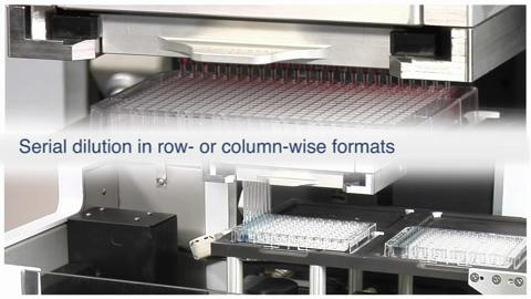 See how easy liquid handling can be with Thermo Scientific Versette automated liquid handler.