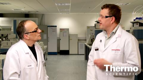 New column technology - the Thermo Scientific Accucore