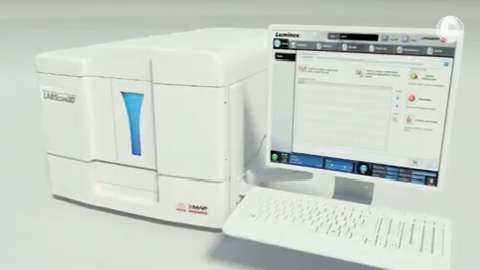Designed to provide breakthrough performance, higher throughput and new definitions to transplant diagnostics, the LABScan3D is the most advanced Luminex-based flow analyzer.