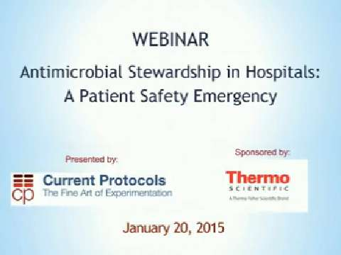 Learn about the importance of antimicrobial stewardship policies and practices, and effective implementation.