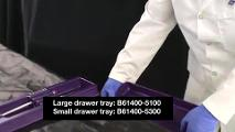 Learn how to properly store liquid-in-glass thermometers, as well as how to safely store up to 25 thermometers.