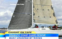 Sailors in Calif. Boat Race Rescued!