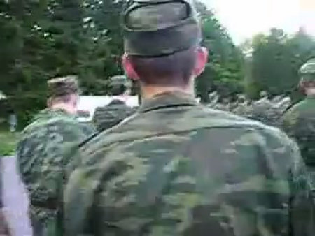 New Russian Army Marching Song