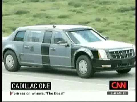 Obamas New Bullet Proof Car  Militarycom