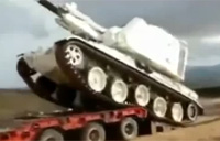 How NOT to Load a Tank