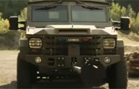 Lenco Bearcat G3 SWAT Vehicle