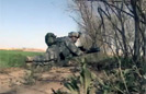 Soldiers Engage Taliban in Helmand