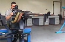 GAU-21 / A .50 cal Machine Gun