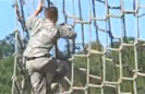 Best Ranger 2011 - Barbed Wire Crawl and Cargo Nets