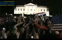 White House Celebrations of Osama's Death