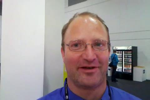 TechEd Europe 2010 -  Jon White Interview