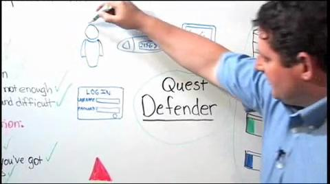 Quest on the Board - Two-Factor-Authentication