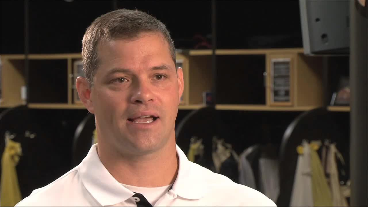 Interview with Coach Joe Lombardi