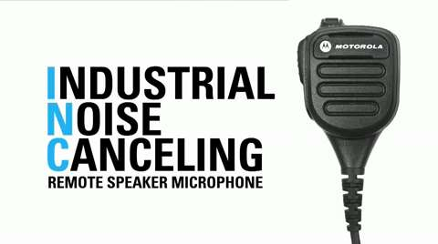 INC Remote Speaker Microphone