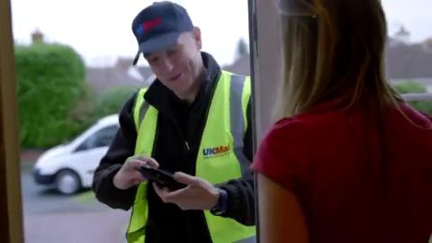 UK MAIL DRIVE EFFICIENCIES WITH MOTOROLA'S MOBILITY LIFECYCLE MANAGEMENT (MLM)