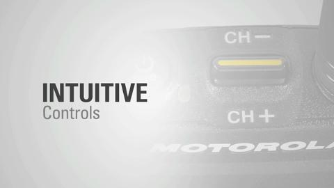 MOTOTRBO™ SL1M: Portability and Simplicity Redefined