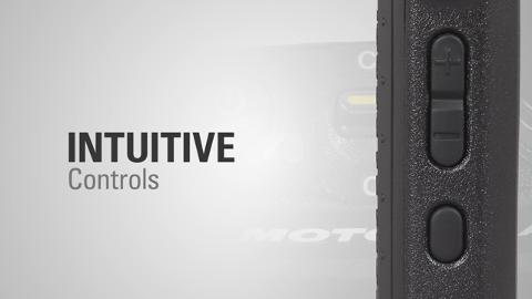 MOTOTRBO™ SL1600: Portability and Simplicity Redefined