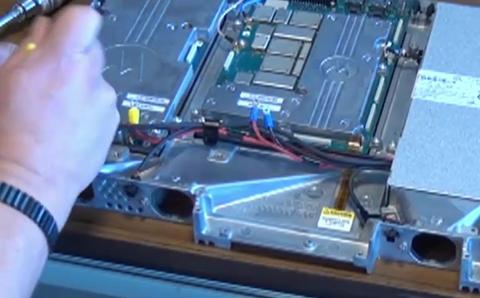 MOTOTRBO SLR 5000 Series Repeater -  Assembly