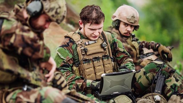 Connecting Teams for Military Tactical Operations