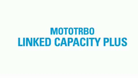 MOTOTRBO Capacity Plus PT