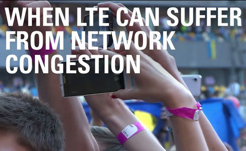 Prioritization and Preemption Improve Quality of Service for LTE