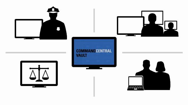 CommandCentral Vault: Digital Evidence Management Software