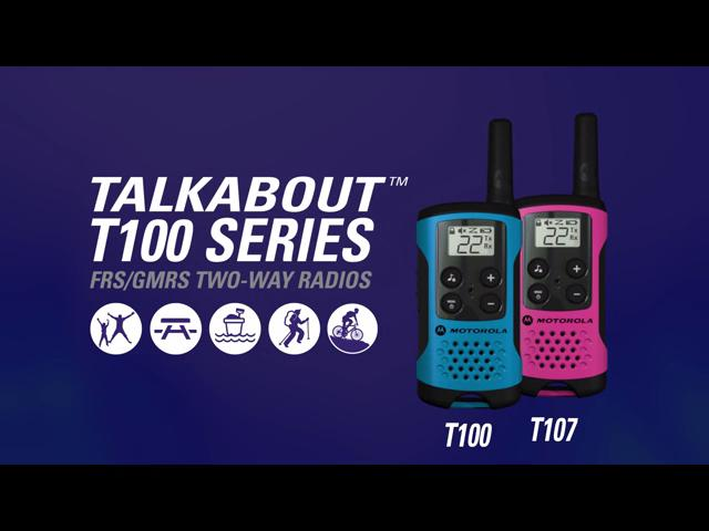 Talkabout T100 - Keeping the Family Together