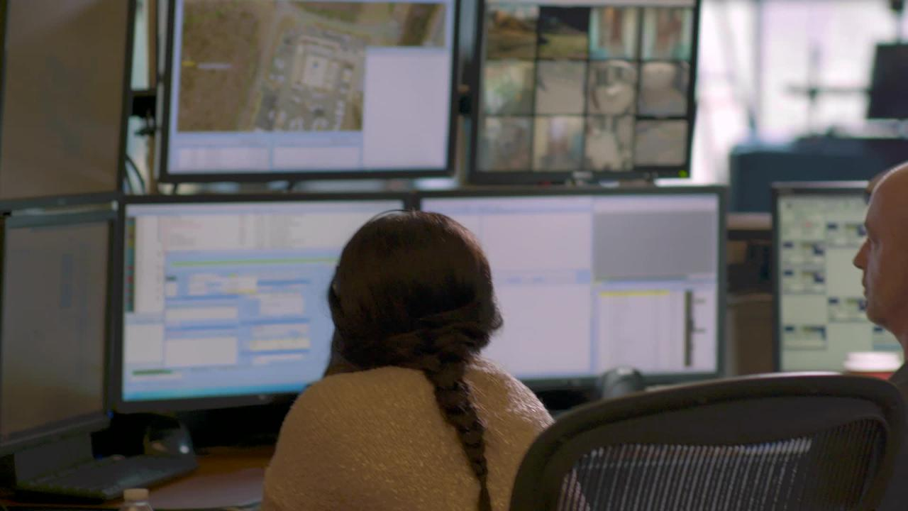 Gloucester County Dispatcher Explains Importance of Integrated Map