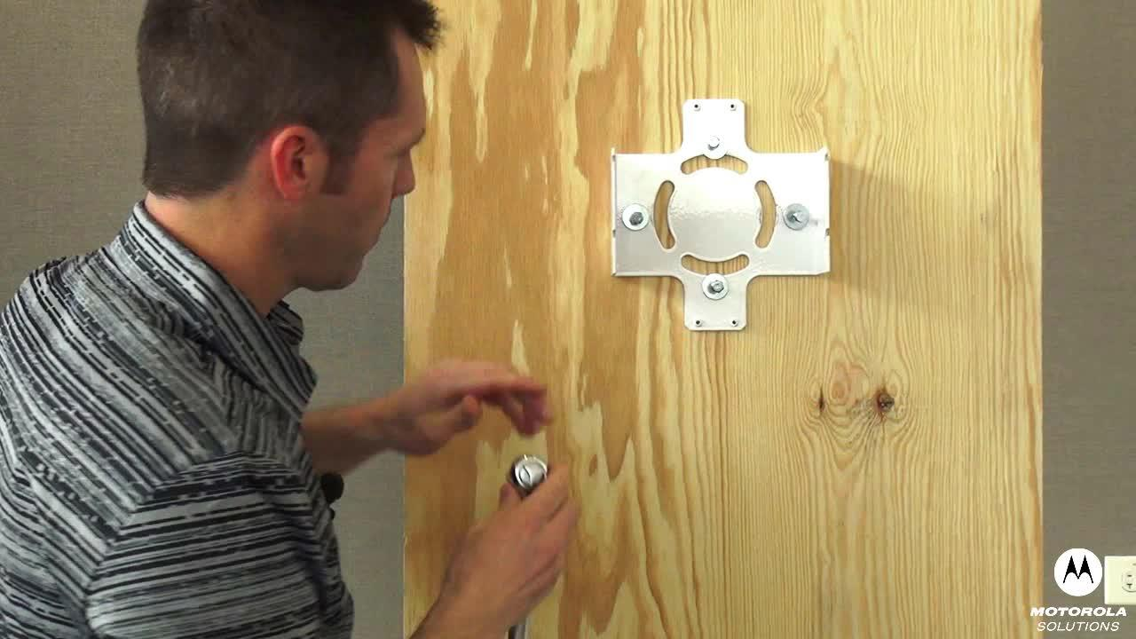 How To... | SLR 1000 | Part 4: Wall and Ceiling Mount Installation