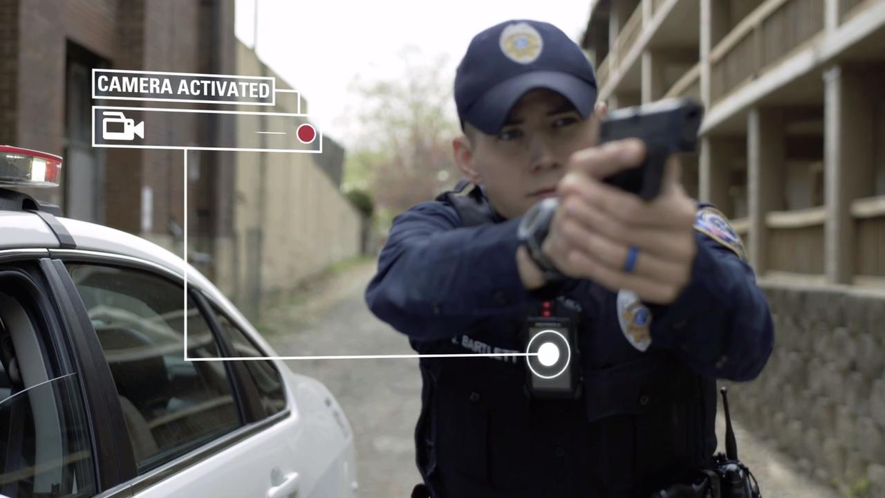 Responder Alert: Automatic Notification When an Officer's Weapon is Drawn or Fired