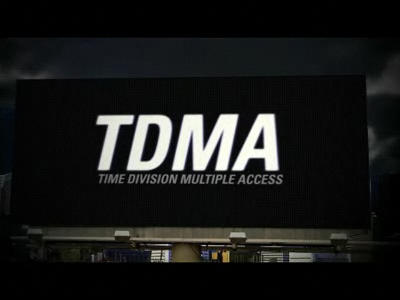 TDMA Digital Technology