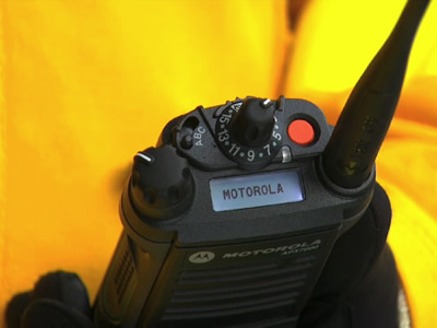Designing APX Two-Way Radios