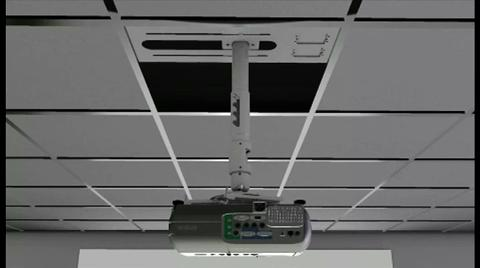 Epson Universal Projector Ceiling Mount images