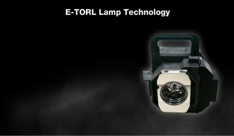 Epson E-TORL Lamp Technology