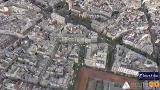 Video fly-through of City of Paris