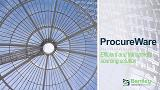 ProcureWare Product Story Overview
