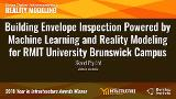 Skand Pty Ltd – Building Envelope Inspection Powered by Machine Learning and Reality Modeling for RMIT University Brunswick Campus_v2