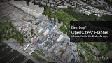 Bentley® OpenCities™ Planner - An Introduction to Data Manager