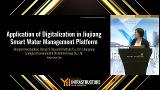 Shanghai Investigation, Design & Research Institute Co., Ltd; Changjiang Ecological Environmental Protection Group Co., Ltd. - Application of Digitization in Jiujiang Smart Water Management Platform - Jiujang, Jiangxi, China